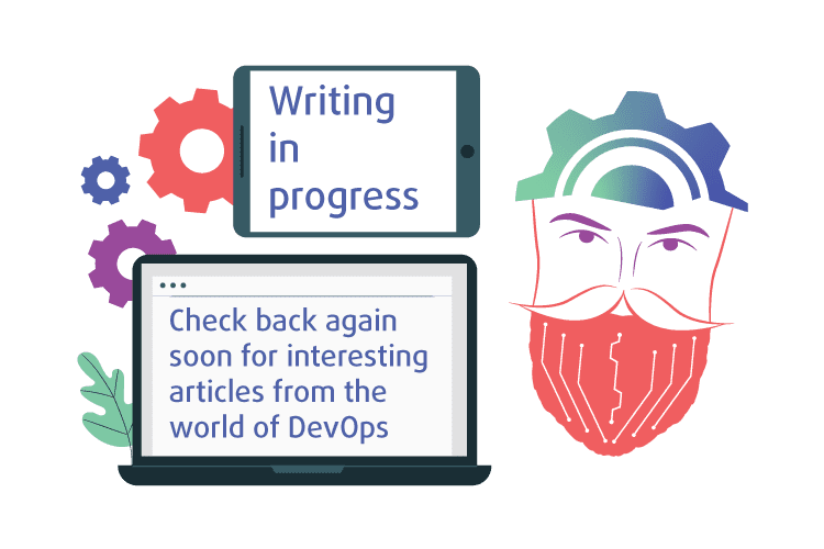 writing in progress, devops artisan